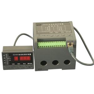 电动机保护器_电动机综合保护器接线图